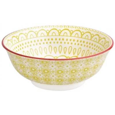 Olympia Fresca Small Bowls Yellow 120mm
