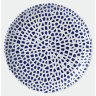 Dudson Mosaic Blue Plate 26.5cm