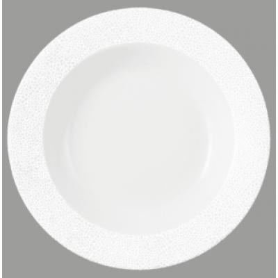 Dudson Foam Soup Plate