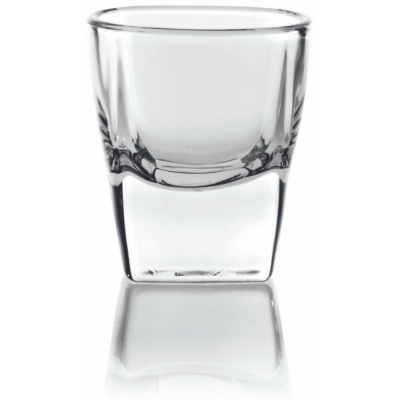 Ocean Mini Square Shot Glass - 60ml