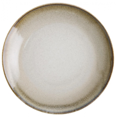 Olympia Birch Taupe Coupe Plate 205mm
