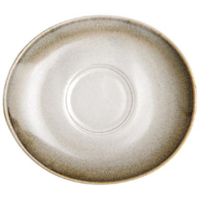 Olympia Birch Taupe Saucers