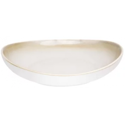 Olympia Birch Taupe Wide Bowl