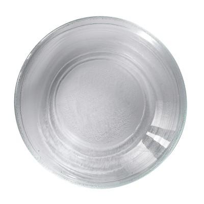 Dudson Style Glass Deep Plate 21.5cm