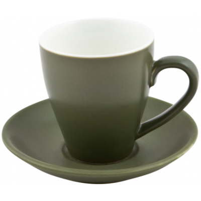 Bevande Saucer for Cappuccino and Tea Cups Sage