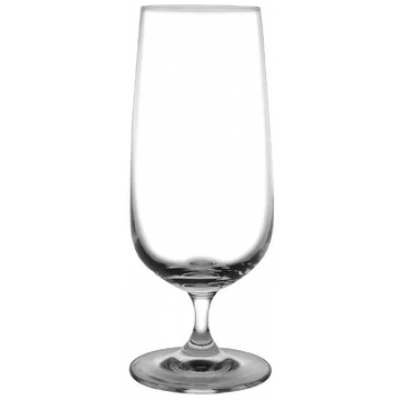 Olympia Bar Collection Crystal Stemmed Beer Glasses - 410ml