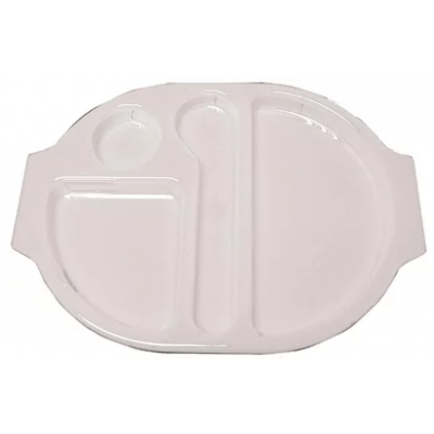 Kristallon Food Compartment Tray