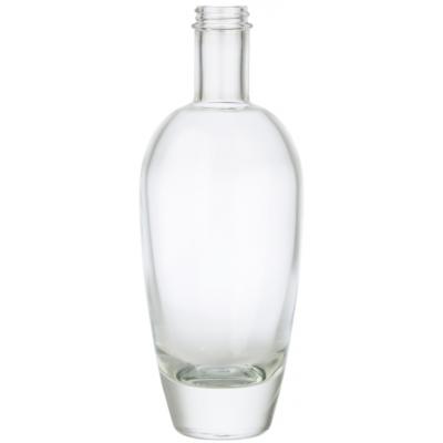 Egg Glass Decanter/Bottle 700ml