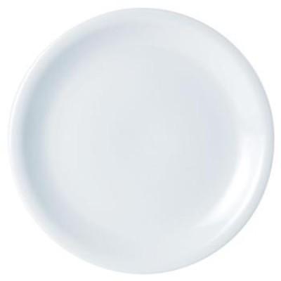 Porcelite Standard Narrow Rimmed Plates 16cm