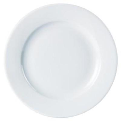Porcelite Standard Winged Plate 17cm