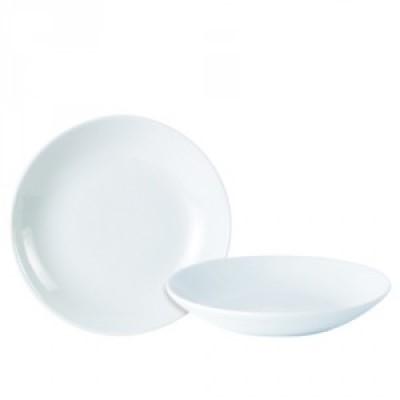 Porcelite Standard Cous Cous Plate 21cm