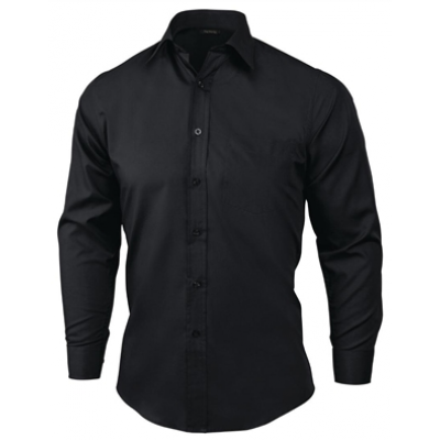 Black Waiting Shirt