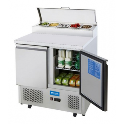 Arctica Refrigerated Saladette Counter