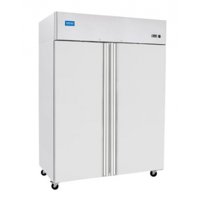 Arctica Stainless Steel 2/1GN Double Door Freezer