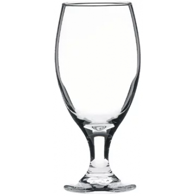 Libbey Teardrop Tall Stemmed Beer Glass