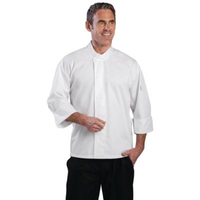 Orlando Unisex White Chefs Tunic