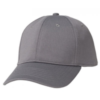 Colour By Chef Works Cool Vent Baseball Cap Grey