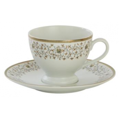 Classic Vine Tea Cup Saucer