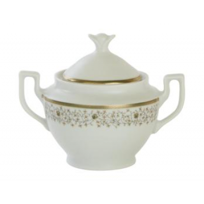 Classic Vine Sugar Bowl with Lid