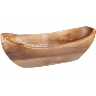 Acacia Rustic Bowl Acacia
