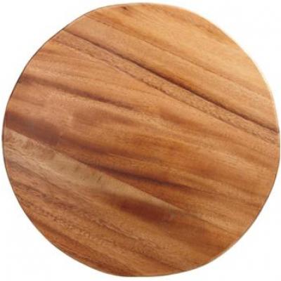 Acacia Pizza Board - Round