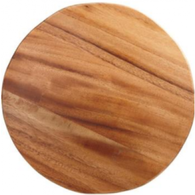 Acacia Pizza Board Round 32cm