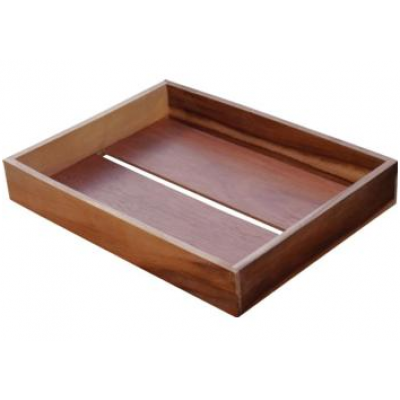 Acacia Display Tray