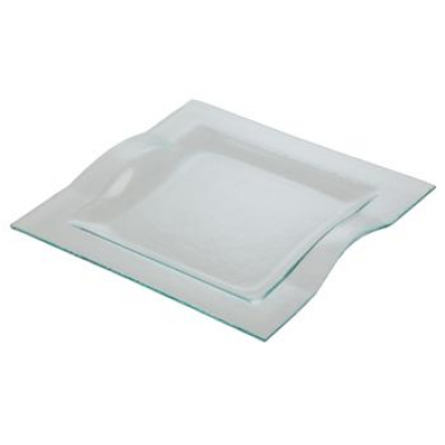 Square Platters with Handles