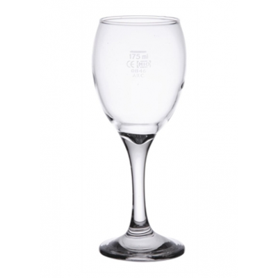 Arcoroc Seattle Nucleated Wine Glasses LCE 175ml