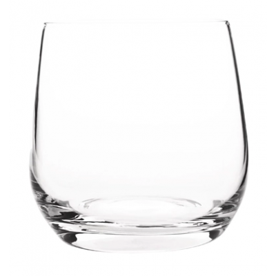 Olympia Claro One Piece Crystal Tumbler - 395ml
