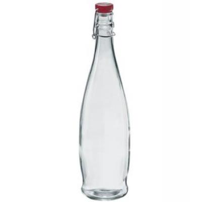Bottle 1000 Red Lid