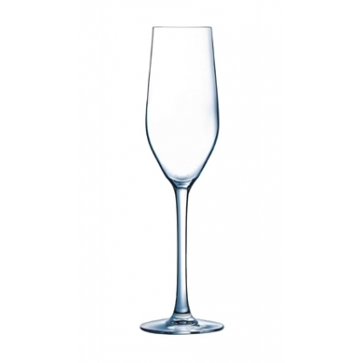 Arcoroc Mineral Champagne Flutes - 160ml