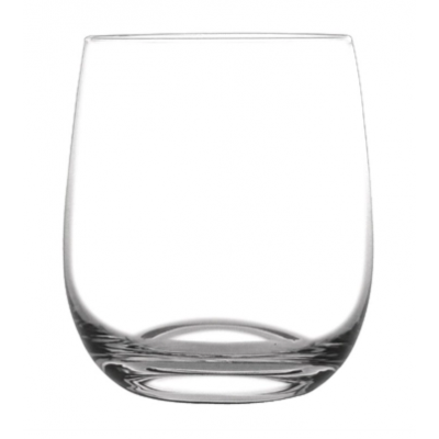 Olympia Rounded Crystal Rocks Glass - 315ml