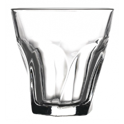 Gibraltar Twist Double Old Fashion Glass