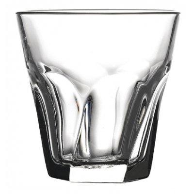 Gibraltar Twist Rocks Glasses - 260ml