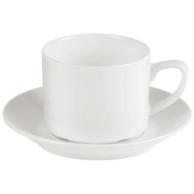Porcelite Connoisseur Coffee Cup - 3oz