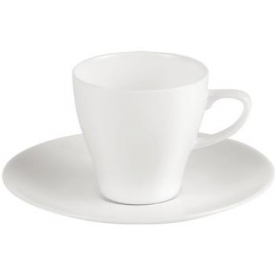 Porcelite Connoisseur Standard Teacup - 8oz