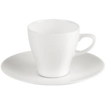 Porcelite Connoisseur Standard Tea Saucer - 15cm / 6''