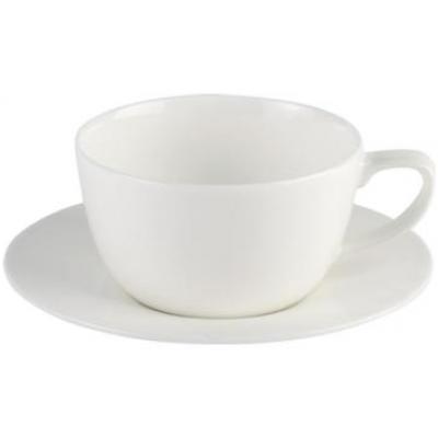 Porcelite Connoisseur Cappuccino Cup - 9oz