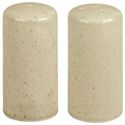 Porcelite Seasons Wheat Pepper Pot 8cm