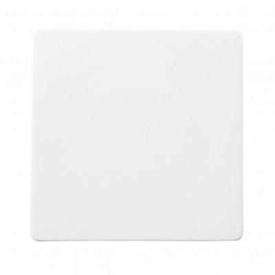 Dudson Geometrix Square Plate 24cm