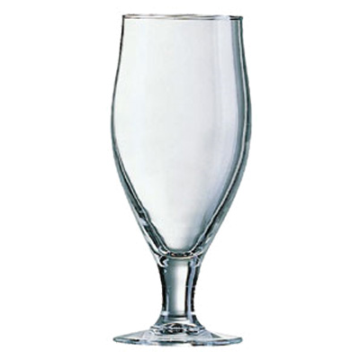 Arcoroc 07134 Cervoise Stem Beer Glass