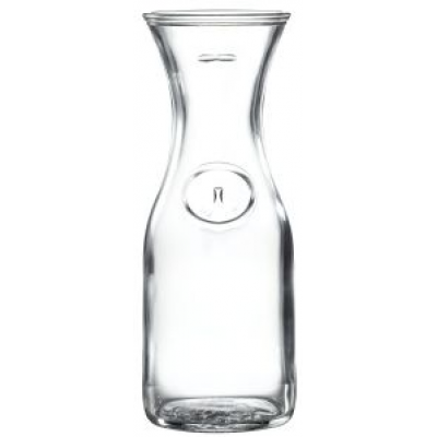 Water/Wine Carafe 0.5 Litre CRF050