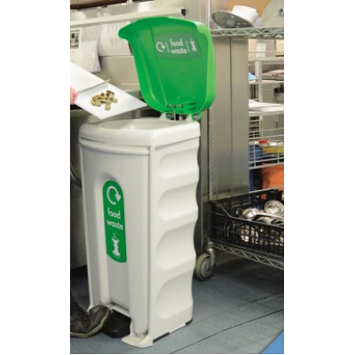 Glasdon Nexus Shuttle Catering Waste Bin