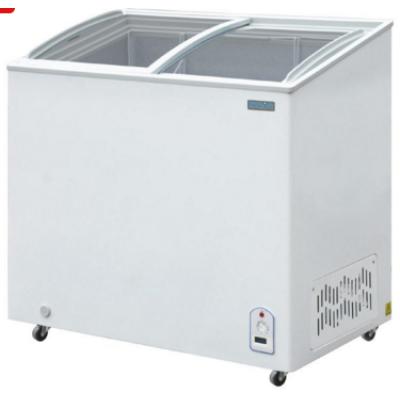 Polar CM433 Display Chest Freezer 200Ltr
