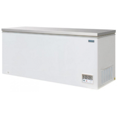 Polar CM532 Chest Freezer with Stainless Steel Lid 587Ltr