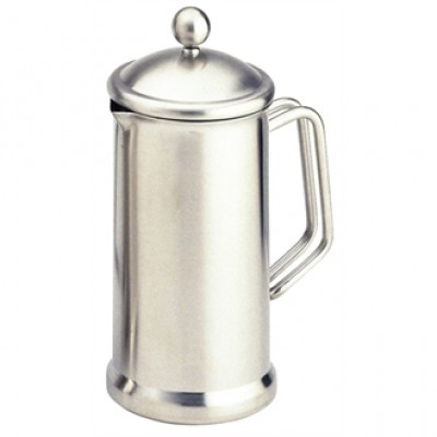 Café Stal Stainless Steel Cafetiere