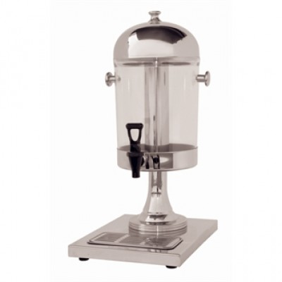 J183 Olympia Single Juice Dispenser 6.5Ltr