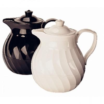 Insulated Tea Pot - Black