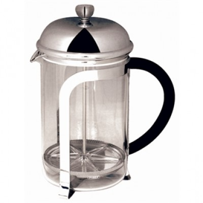 Cafetiere - Chrome Finish
